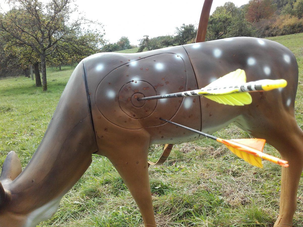 Ausrüstung Bogensport für Bogenschnuppern | Der Waldläufer